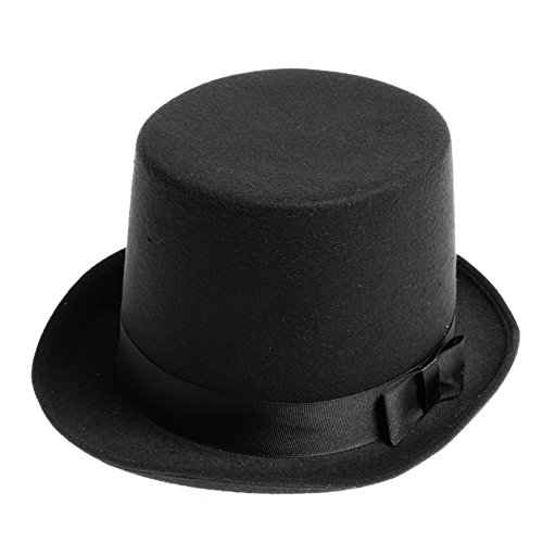 Black Oz Top Hat (Oz Top Hat)