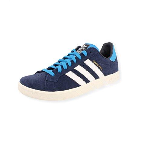Adidas - Grand Prix - Coleur: Bleu marine - Taille: 40.6