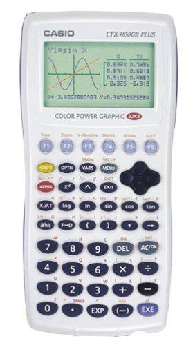 Casio CFX-9850GC Plus Graphing Calculator
