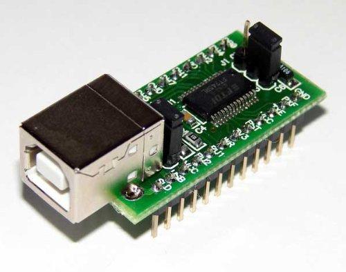 FTDI um245r dev Module, USB à parallèle, FIFO