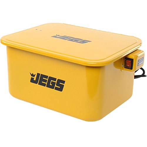 JEGS Performance Products 81526 3.5 GALLON PARTS WASHER