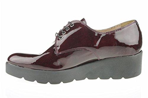 Zapato Charol Charol Burdeos Charol Zapato Zapato Burdeos Burdeos 6wx4IO4