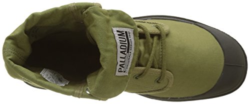 Training olive Army Beluga Adulto Verde Unisex K73 Zapatillas Altas Baggy Camp Palladium fBxTE1