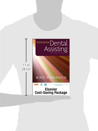 Modern Dental Assisting - Text, Workbook, and Boyd: Dental Instruments, 5e Package, 11e