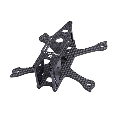 (Kiorc iFlight iX2 Tiny Whoop FPV Frame 2 Inch Carbon Fiber Frame for Indoor Racing)
