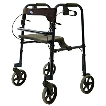 Amazon.com: Invacare 68100-ta Azul Tall adulto Rollite ...