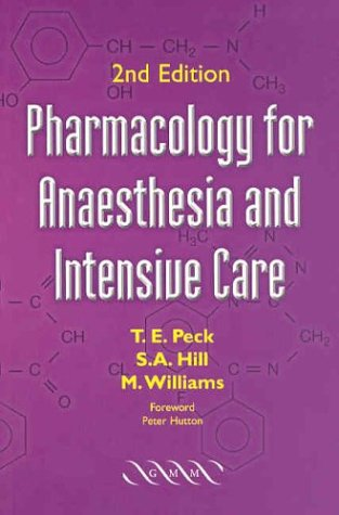 Pharmacology for Anaesthesia and Intensive Care PDF