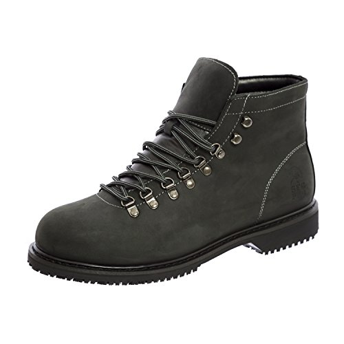 Cheap Real Leather Boots - 8