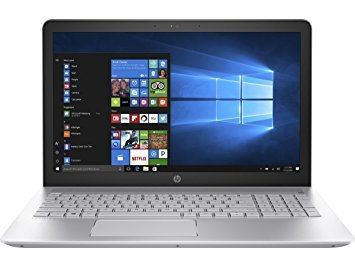 HP Pavilion 15.6-inch FHD 1080P Laptop PC, Intel Core i7 Processor, 12GB Memory, 1TB Hard Drive, Backlit Keyboard, Webcam, Bluetooth, USB 3.1, Windows - Core Drive Hard Solo