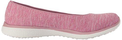 Skechers Kvinders Microburst Skat Bindestreg Sneaker Pink uUKkM7b0I