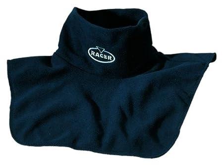 Talla fabricante: 1 S-M Racer Microfleece Collar 7162-3 Negro