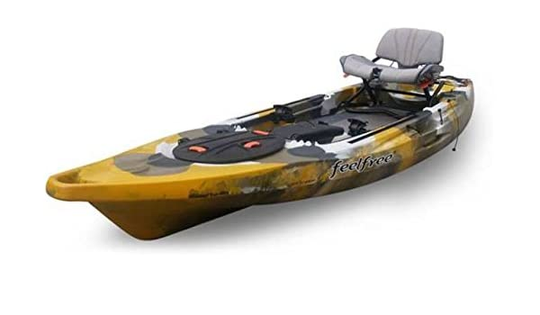 Feelfree Lure 13 5 Sun Camo Fishing Kayak Amazon Ca Sports Outdoors