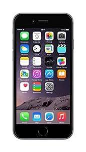 Apple Iphone 6 Unlocked Smartphone (Certified Refurbished) 16Go Sidereal Grey
