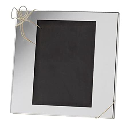 Vera Wang By Wedgwood Silver Plated Love Knots Photo Frame 5 X 7