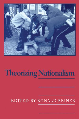 Theorizing Nationalism (Suny Series, Political Theory) (Suny Series in Political Theory, Contemporary Issues)