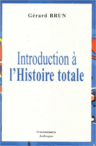 Livre gratuits Introduction à l'Histoire totale pdf