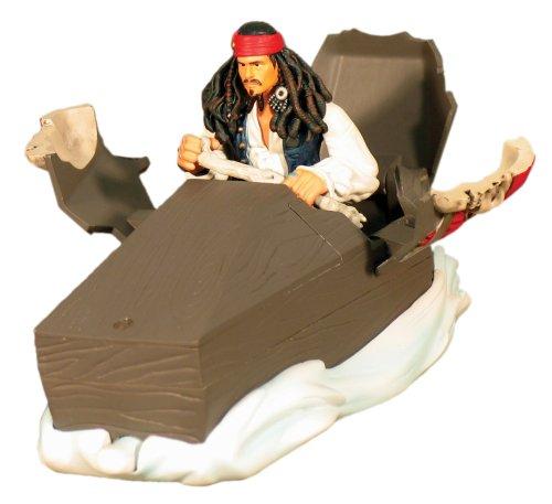 Prison Escape Jack Sparrow Bump /& Go Zizzle 00131