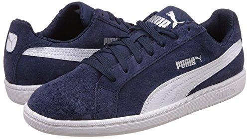 Puma Smash Sd, Zapatillas Hombre, Azul / Blanco, 45 EU