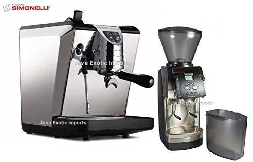 Simonelli Oscar II Espresso Machine & Baratza Grinder Combo