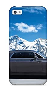 New Iphone 5c Case Cover Casing(rolls Royce Picture)