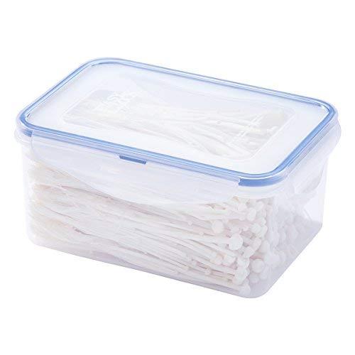 Easylock - Recipiente de almacenamiento de comida con tapa ...