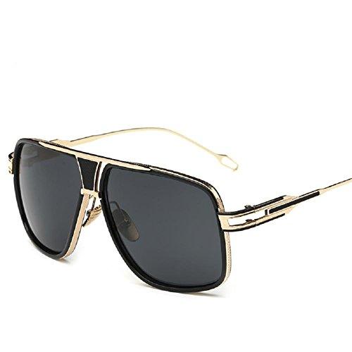 Sunglasses Men Hiking Sun Glasses Grey Color Brand Design - 3