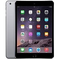 Apple MK762TU/A iPad Mini 4 Tablet, Wi-Fi + 3G/4G, 128 GB, iOS, Uzay Grisi