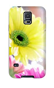 Theodore J. Smith's Shop Best 4351887K49545313 Glamorous Flowers Feeling Galaxy S5 On Your Style Birthday Gift Cover Case