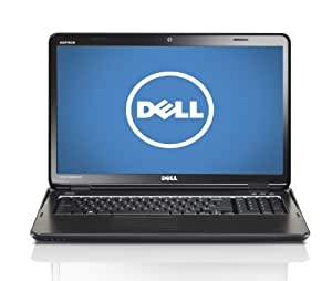Dell Inspiron 17 i17RN-4823BK 17.3-Inch Laptop [Discontinued By Manufacturer]