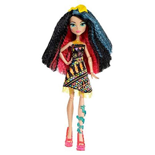 Monster High Electrified Ghoul Cleo De Nile Doll -