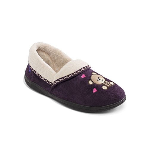 Padders Pour Violet Padders Chaussons Femme Chaussons vqW5t8n