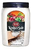 Lior Kosher Salt Jar, 35.2 Ounce (Pack of 10)