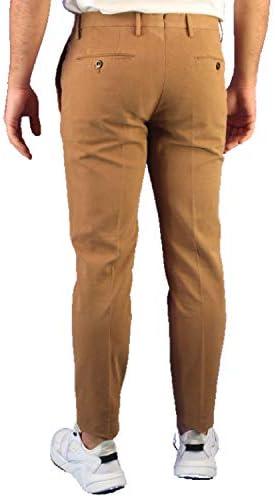 PT01 Pantalon homme Camel COKTZEZ00CL1-NU31 - 48