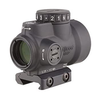 Trijicon 1x25 MRO 2.0 MOA Adjustable Red Dot