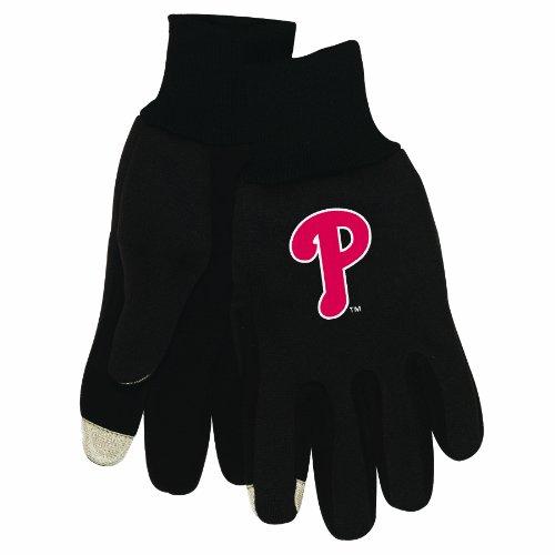 MLB Philadelphia Phillies Technology Touch Gloves