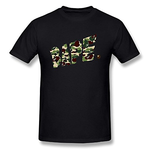 Bape A Bathing Ape Army for Men O Neck T-Shirts - Bape Ape