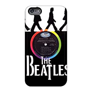 Apple Iphone 6s KtJ1935SBSW Customized High-definition The Beatles Pictures Shock Absorption Hard Cell-phone Cases -case8888