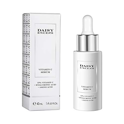 DAISY ENCENS Naturals Vitamin C Serum for Face ...