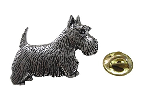 Scottish Terrier Dog Lapel Pin