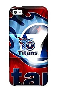 High-quality Durable Protection Case For Iphone 5c(tennessee Titans )