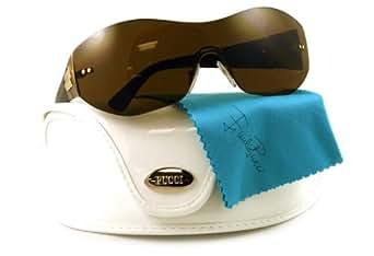 Emilio Pucci Sunglasses EP 501 BROWN 215 EP501