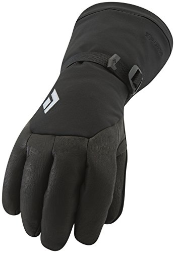 Black Diamond Super Rambla Cold Weather Gloves, Black, Small