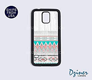 Galaxy Note 2 Case - Wood Aztec Print