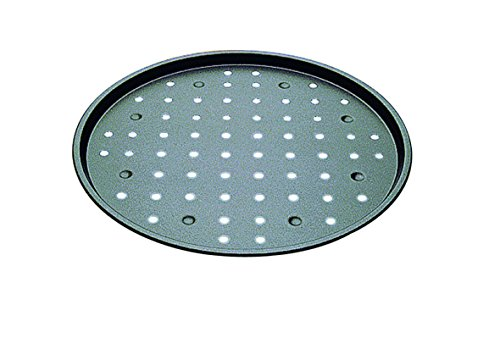 Paderno World Cuisine 13-3/8-Inch Non-Stick Perforated Baking Sheet, PTFE and PFOA-Free