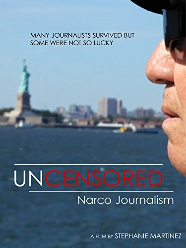 Amazon.com: Uncensored: Narco Journalism: Richard Velez, Maria Jimena