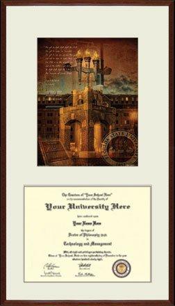 Florida State University Seminoles Diploma Frame