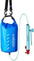 LifeStraw Mission High-Volume Gravity-Fed Water Purifier, 5 L