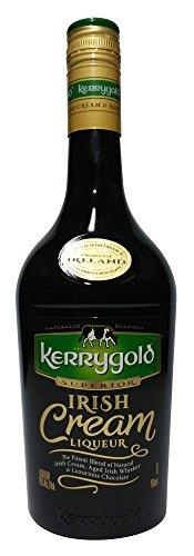 Irish Liqueur (Kerrygold Kerrygold Irish Cream Liqueur, 750 Ml, Not Applicable, 34.00 Proof, 0.7500 Ltr)