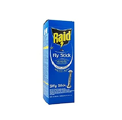 Amazon.com: Raid Jumbo Fly Stick (Pack de 6): Jardín y ...