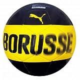 Official BVB Borussia Dortmund Fan Football by Puma (Size 5)